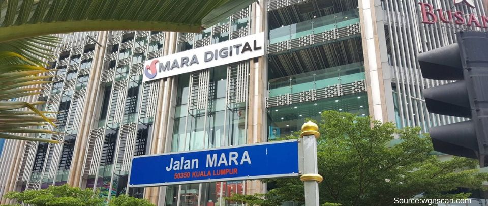 Three Mara Digital Malls Closed Down
