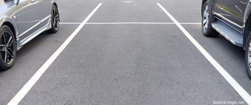 Hong Kong's Million Dollar Parking Lot