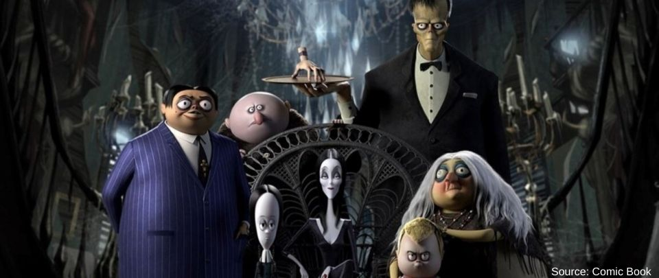 The Addams Family (Skip Intro #155)