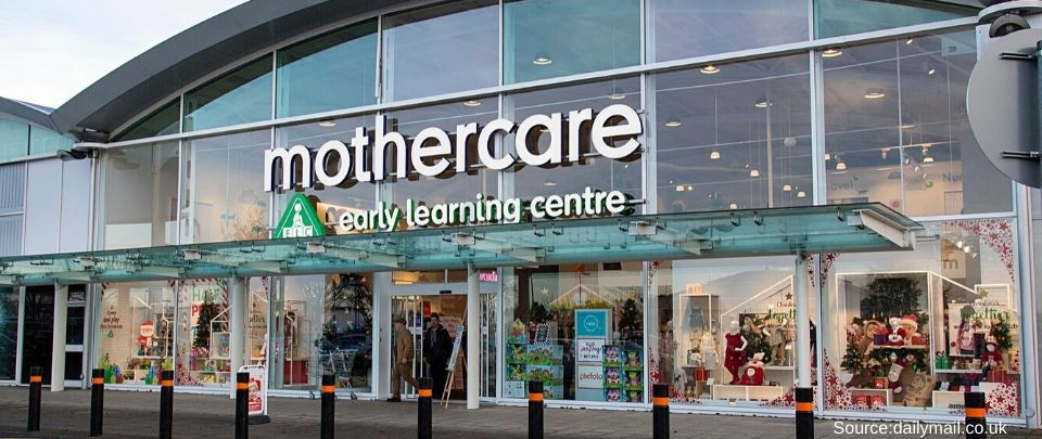 Mothercare's