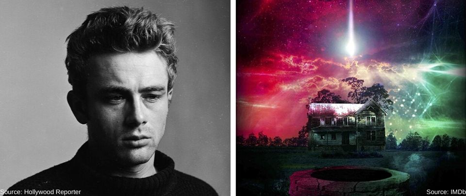 Movie Snacks: James Dean & Color Out of Space (Skip Intro #161)