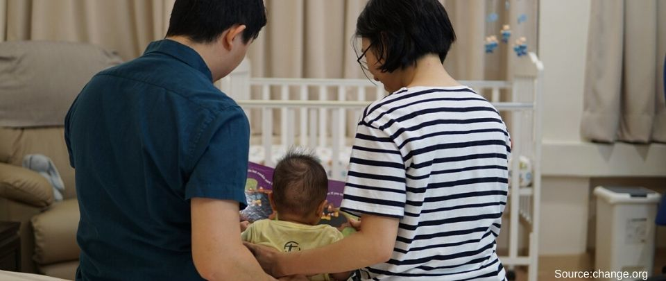 Seven Days' Paternity Leave For Dads?