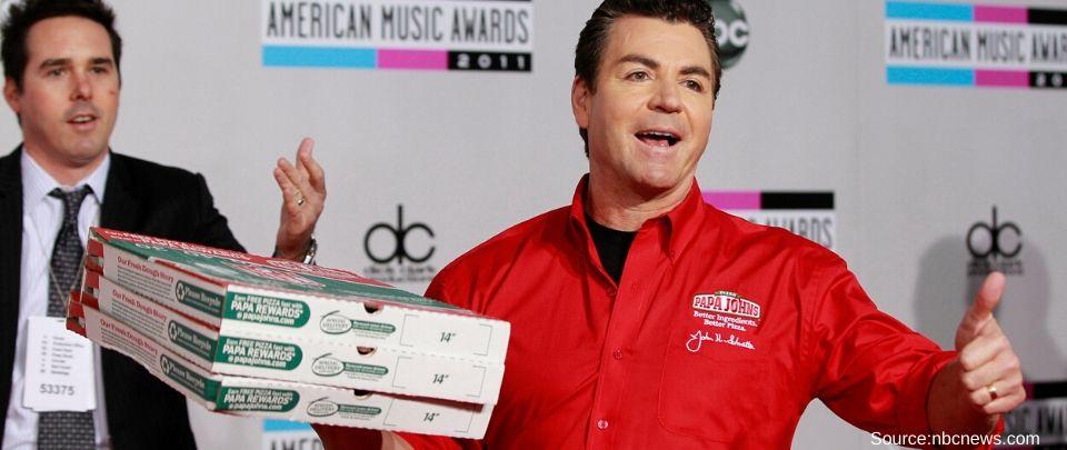 Papa John's Founder Eats 40 Pizzas
