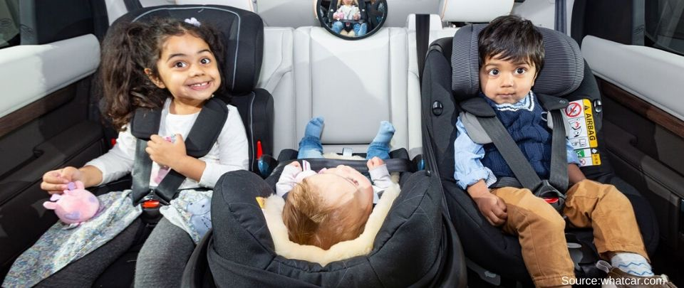Child Car Seat Exemptions for Large Families