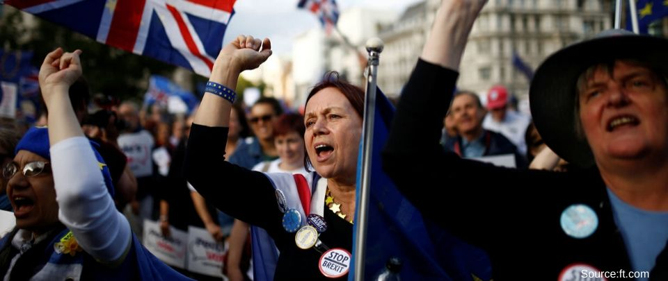UK's Election Set To Determine Its Path On Brexit