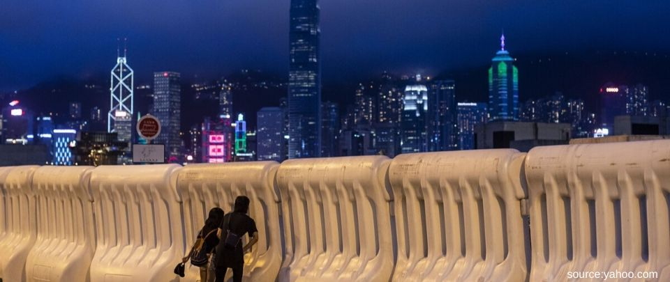 Hong Kong's Ads Reassure The World Of Its Stability