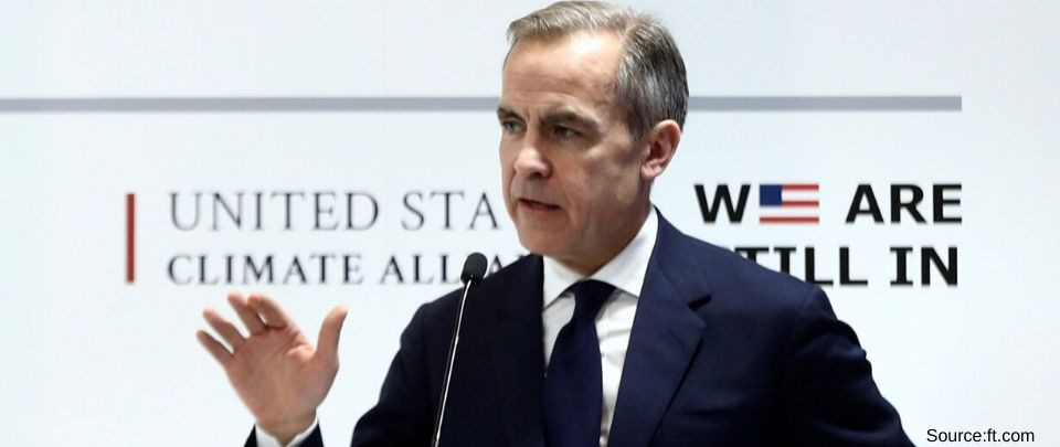 Bank Of England Plans For Tough Climate Stress Tests