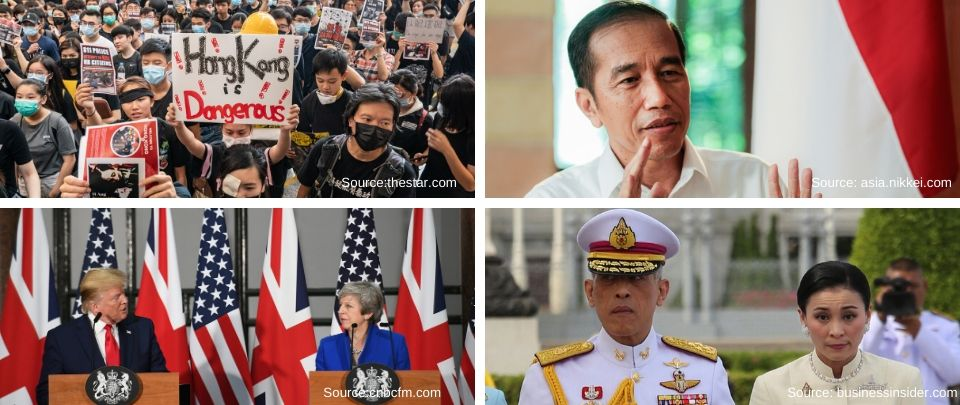 2019 in Review: International News
