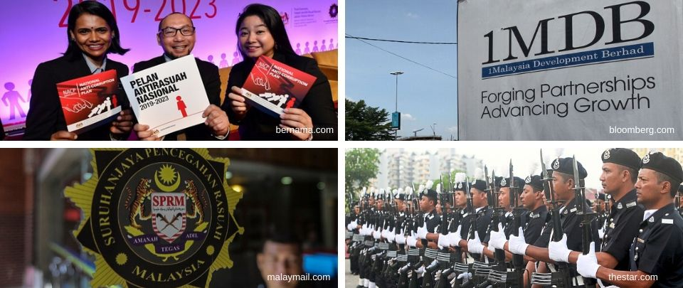 The Year in Review: Corruption 2019