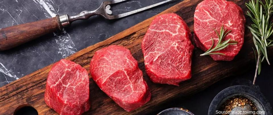 UK Red Meat Sales Fell £185 Million In 2019
