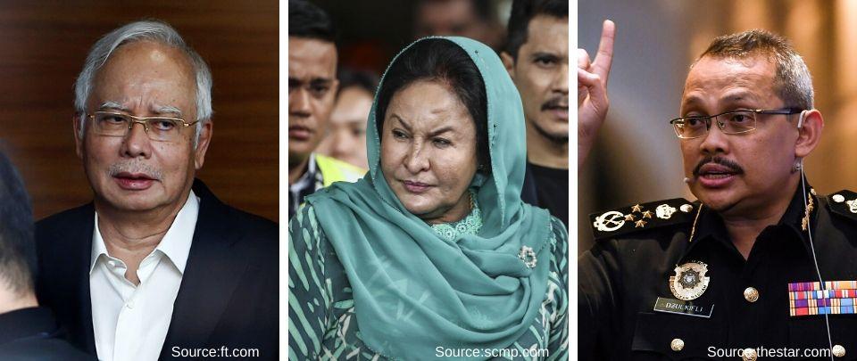 MACC Releases Phone Recordings of Najib, Rosmah on 1MDB