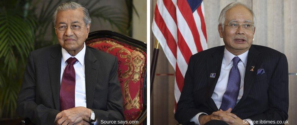 Tun M: I Will Work with Anyone Except Najib