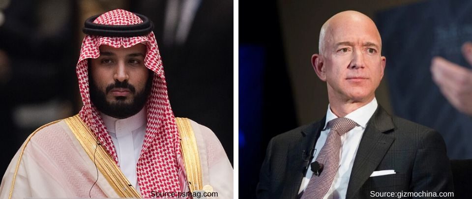 UN Claims Jeff Bezos' Phone Hacked By Saudi Crown Prince