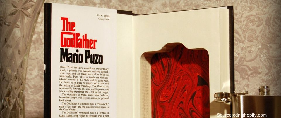 By the Book: Book Club January 2020 - The Godfather