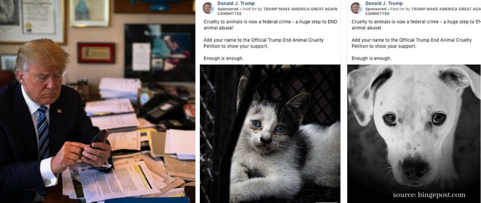Animal Cruelty Ads Featured On US Presidential Campaigns