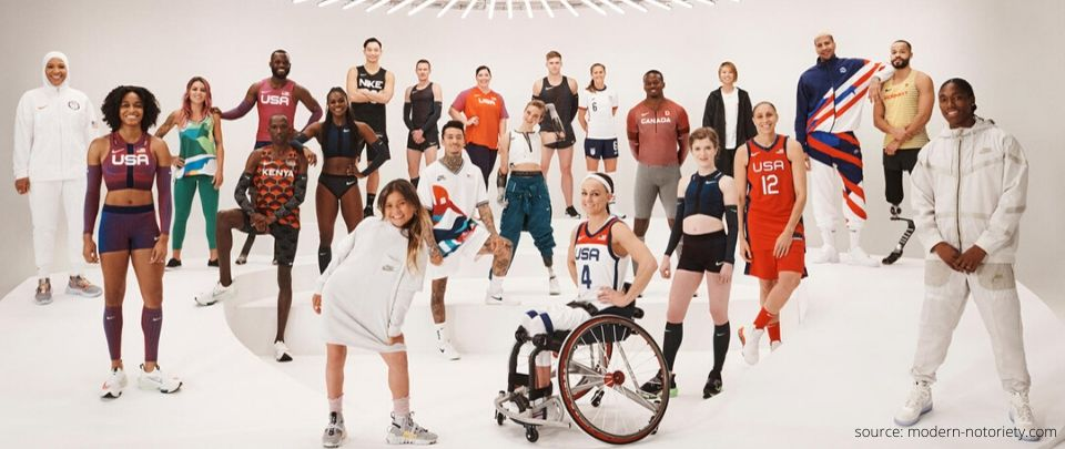 Olympics Uniforms From Recycled Materials