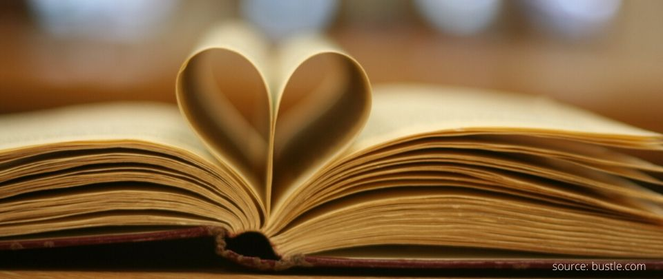 By the Book: Books that Make Us Feel in Love