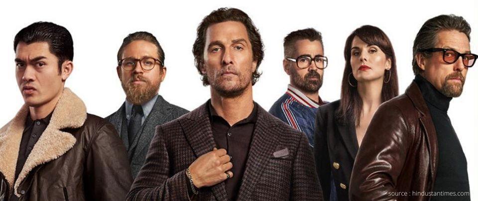 Review: The Gentlemen