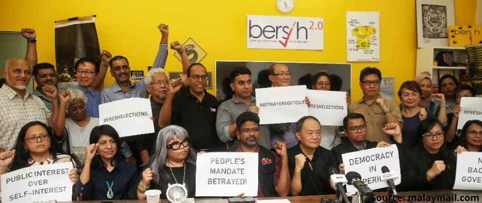 Bersih: Don't Lose Hope