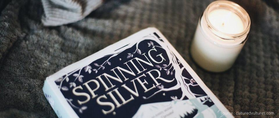 By the Book: Book Club February 2020 - Spinning Silver