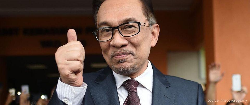 Pakatan Harapan Nominates Anwar Ibrahim