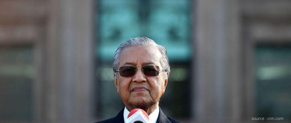 Tun Mahathir Breaks His Silence