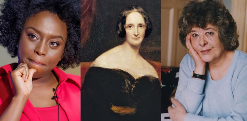 By the Book: Celebrating Female Authors
