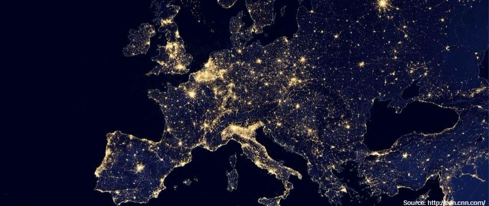 Brighter Cities, Dimmer Stars