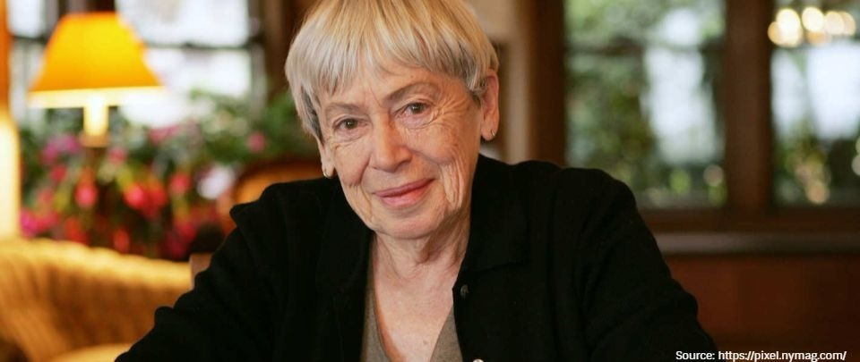 BFM: The Business Station - Podcast : Ursula K  Le Guin, Influential