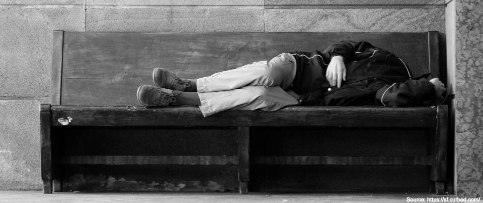 Anti-Homeless