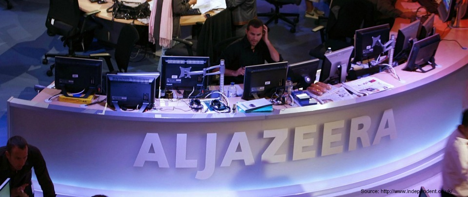 Al Jazeera, Qatar, and the Middle East