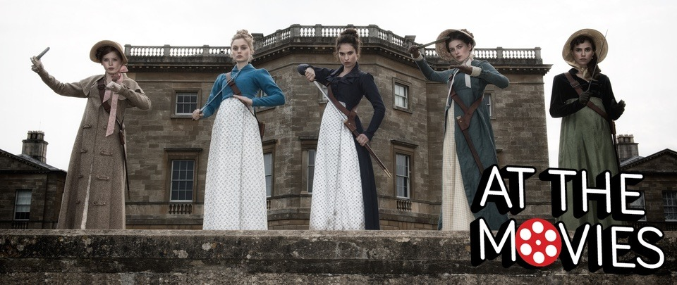 Pride and Prejudice and Zombies (At the Movies #10)