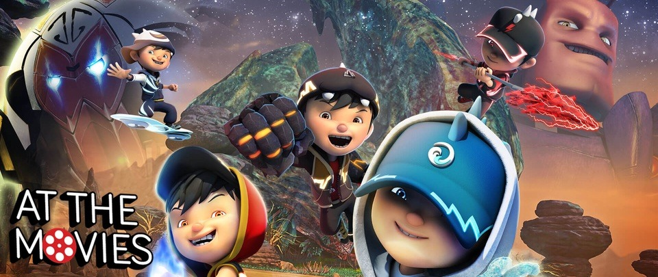 Bfm The Business Radio Station Behind Boboiboy The Movie At The
