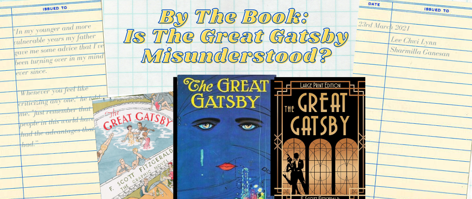 By the Book: Is The Great Gatsby Misunderstood?