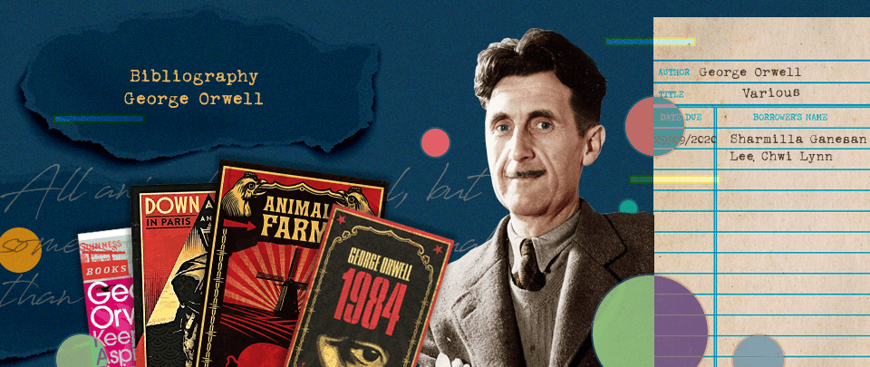 By the Book: Bibliography - George Orwell