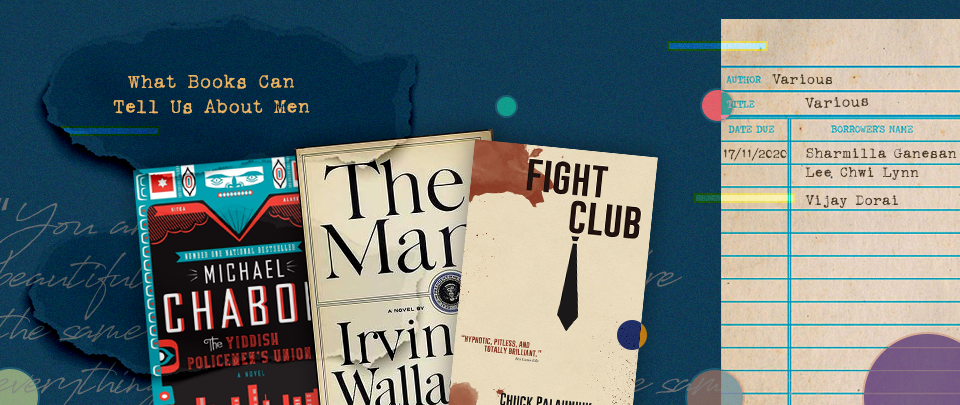 By the Book: What Books Can Tell Us About Men