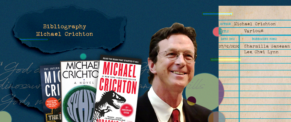 By the Book: Bibliography - Michael Crichton