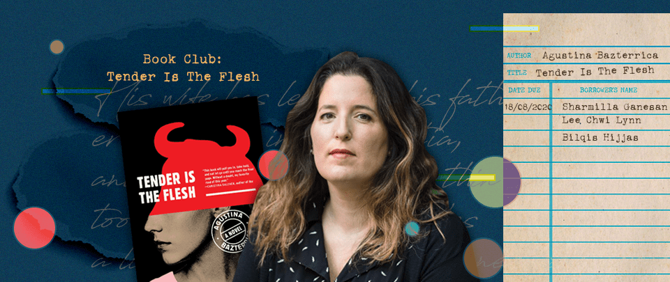 By the Book: Book Club August 2020 - Tender is the Flesh