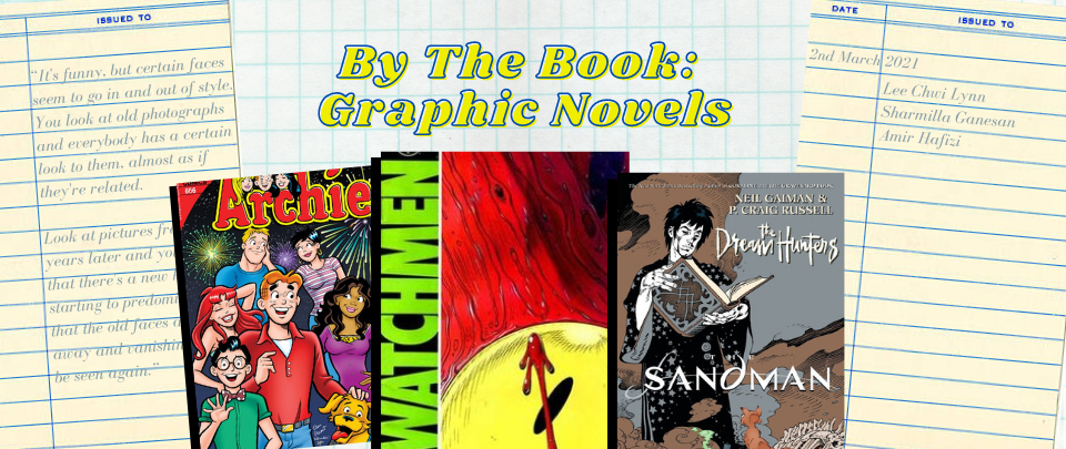 By the Book: Graphic Novels