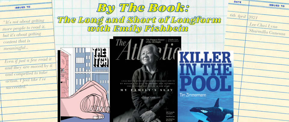 By the Book: The Long and Short of Longform