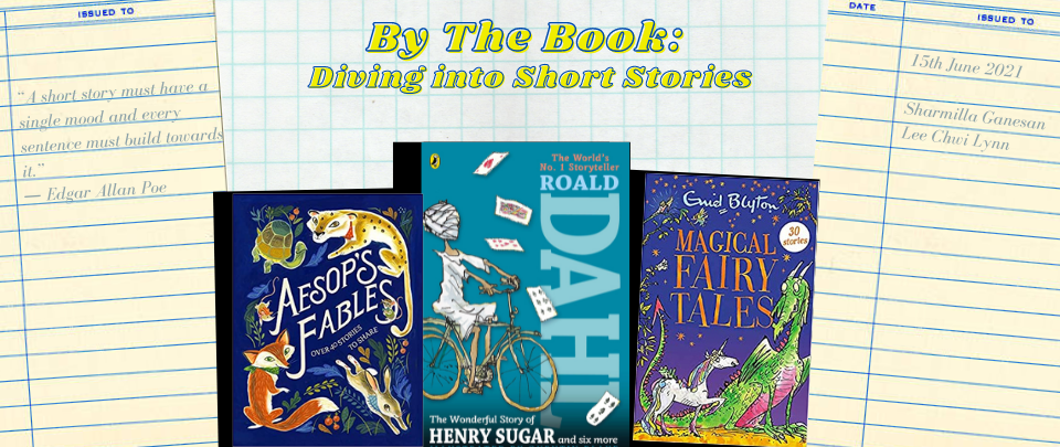 By the Book: Diving into Short Stories