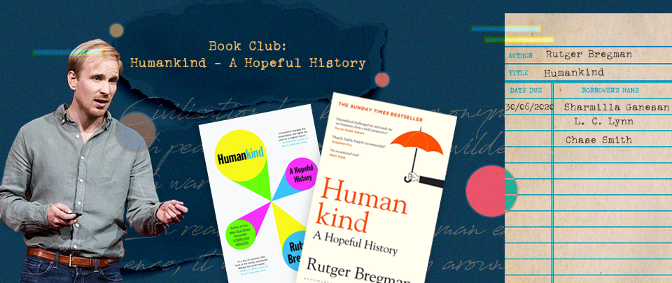 By the Book: Book Club June 2020 - Humankind
