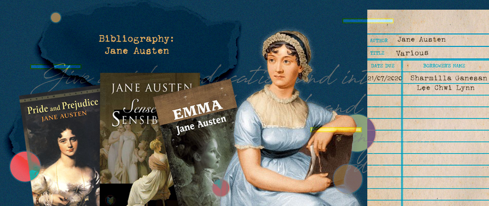 By the Book: Bibliography - Jane Austen