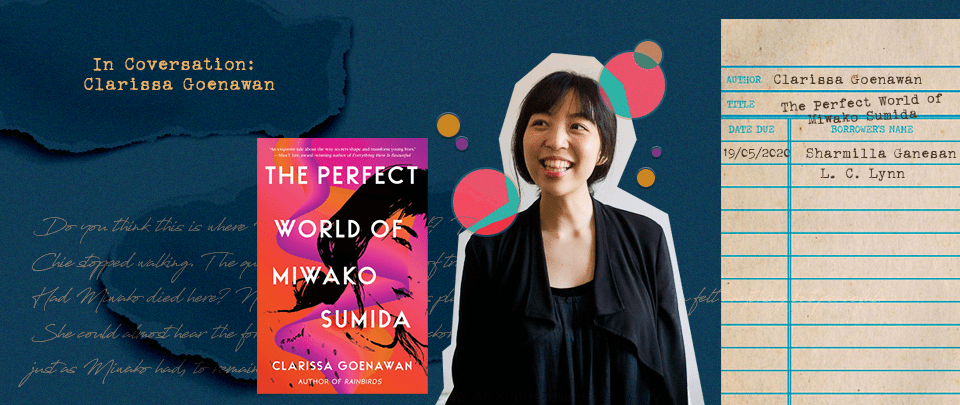 By The Book: The Perfect World of Miwako Sumida with Clarissa Goenawan