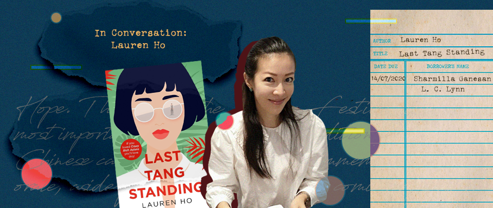 By the Book: Last Tang Standing, with Lauren Ho