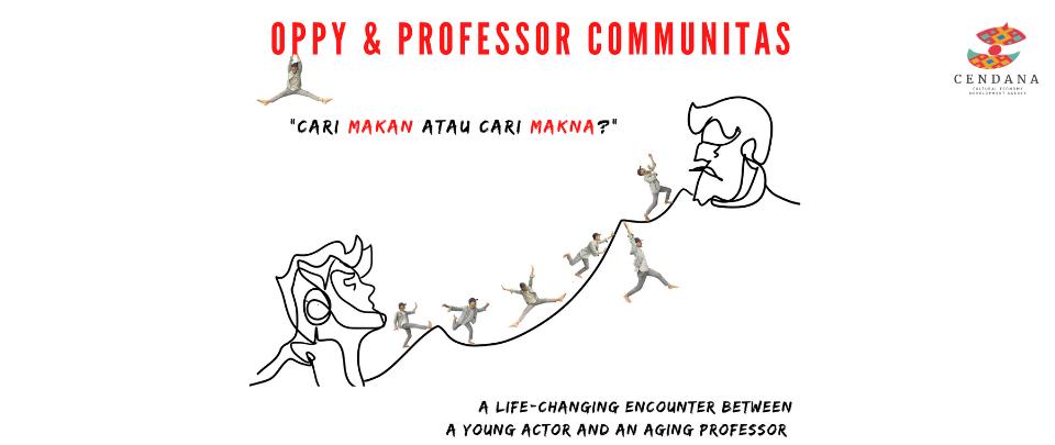 Everyone's A Critic - Oppy & Professor Communitas