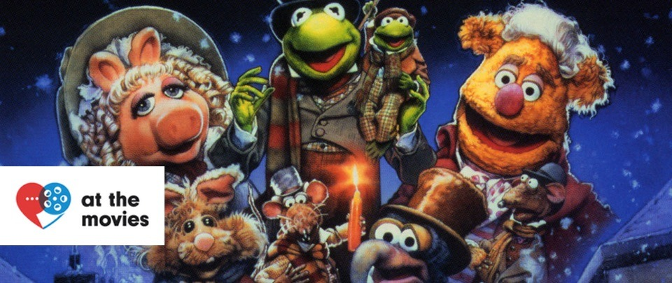 AtM Advent Calendar 8/12/17: The Muppet Christmas Carol (At the Movies #264)