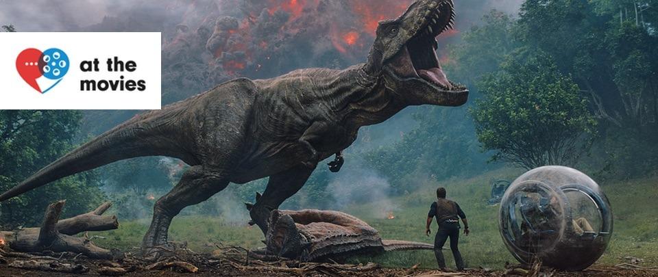 Jurassic World: Fallen Kingdom (At the Movies #378)