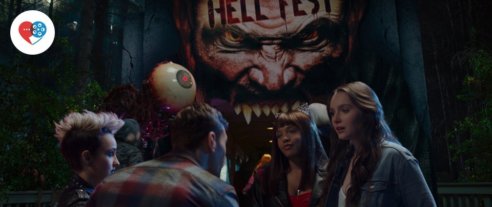 Hell Fest (At the Movies #441)