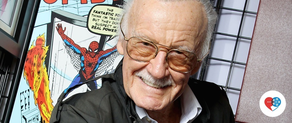 Stan Lee, 1922 - 2018 (At the Movies #464)